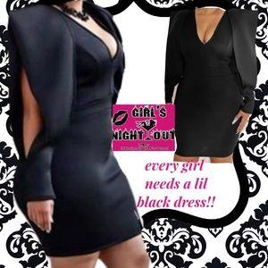 Dresses & Skirts - 🔥SALE🛍 LIL BLACK🖤DRESS